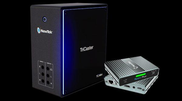NewTek TriCaster® Mini 4K Bundle