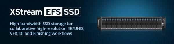 XStream EFS SSD