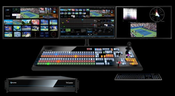 NewTek TriCaster® TC1 Bundle