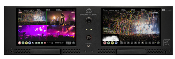NEW! ATOMOS SHOGUN STUDIO 2