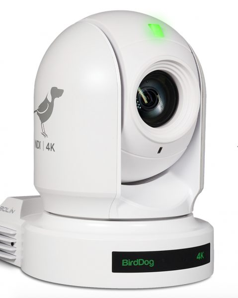 BirdDog 4K PTZ W/Sony Sensor