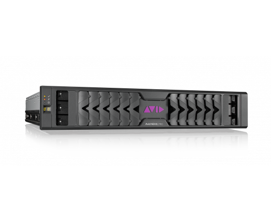 AVID NEXIS | PRO 40TB SHARED STORAGE SOLUTION